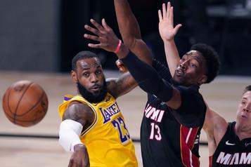La finale de la NBA n'est pas terminée, dit le Heat de Miami)