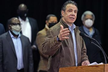 Harcèlement sexuel De plus en plus de voix réclament une enquête sur le gouverneur de NewYork)