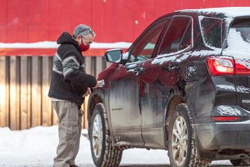 Le Nunavut s'inquiète de la progression de la COVID-19)
