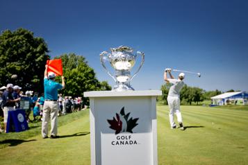 Calendrier2021-2022 de la PGA L'Omnium canadien de retour en juin)
