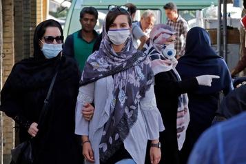 Iran: la hausse des nouveaux cas de COVID-19 inquiète)