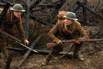Le film1917 obtient le prix des réalisateurs d'Hollywood
