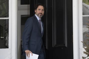 Rapport de l'armée: «des enjeux sérieux», mais une «énorme fierté», dit Trudeau)