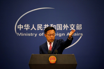 Hong Kong: Pékin demande à Ottawa de se mêler de ses affaires)