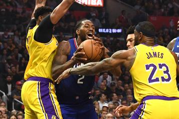 Les Clippers gagnent la première bataille de Los Angeles