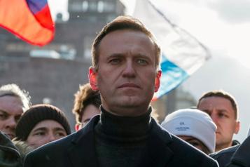 La Russie bloque 49 sites internet liés à l'opposant Navalny)