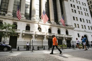 Wall Street dopée par la tech et une décision de la Fed)