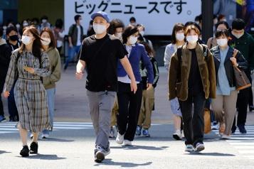 Japon Le gouvernement s'apprête à déclarer l'état d'urgence face à la COVID-19)