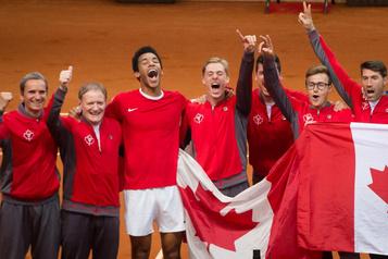 Coupe Davis: les Canadiens veulent y croire