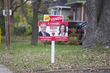 Hausse des ventes de maisons en janvier