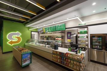 Subway devra verser 500000$ à la CBC
