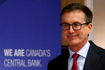 La Banque du Canada va hausser les taux avant de se départir d'obligations)
