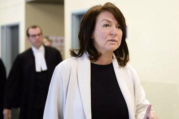 Le DPCP n'ira pas en appel Nathalie Normandeau «heureuse de tourner la page» )