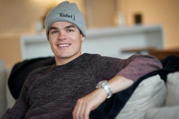 Ski acrobatique Mikaël Kingsbury est gonflé à bloc pour une saison unique)