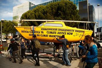 COP25: un pour cent pour le climat