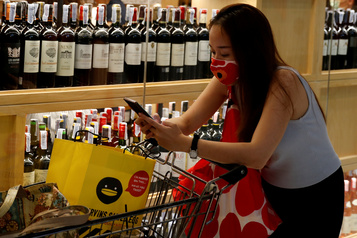 États-Unis La consommation d'alcool en hausse pendant la pandémie)