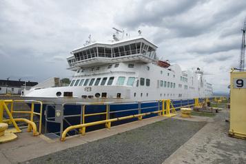 NM F.-A.-Gauthier: deux allers-retours quotidiens entre Matane et la Côte-Nord)