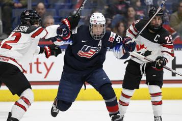 Le Mondial de hockey féminin reporté en mai)