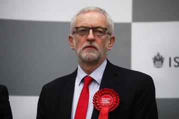 Élections britanniques: Corbyn ne sera pas du prochain scrutin