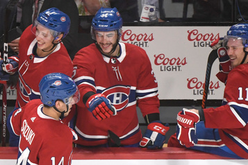 Le Canadien bat les Panthers 5-4 en fusillade