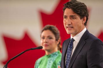 Trudeau estime avoir reçu un «mandat clair» des Canadiens)