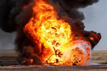 Attaque djihadiste sur des puits de pétrole en Irak)