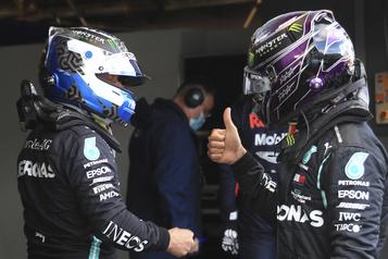 Formule 1 Plus besoin d'essais libres le vendredi, estiment Hamilton et Bottas)