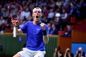 Un premier titre en carrière pour Denis Shapovalov
