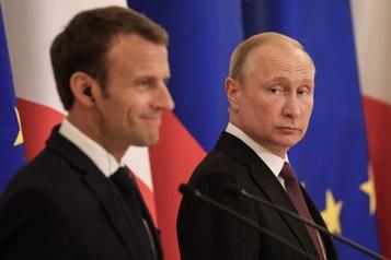 Le Renseignement militaire russe derrière le piratage de la campagne de Macron