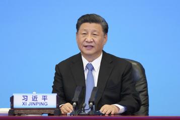 Xi Jinping en visite au Tibet, une première depuis 31ans)