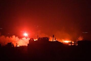 Syrie: 10 combattants pro-iraniens tués dans des frappes à la frontière irakienne