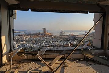 Explosion au port La reconstruction de Beyrouth coûtera 2,5milliards, selon des donateurs)