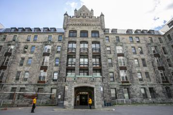 Réaménagement du Royal Victoria Le projet de l'Université McGill franchit une autre étape)