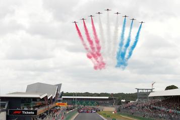 F1: Silverstone «confiant» pour ses Grands-Prix, malgré la quatorzaine au Royaume-Uni)