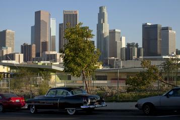 Lutte contre la chaleur Los Angeles s'allie à Google pour cartographier ses arbres)