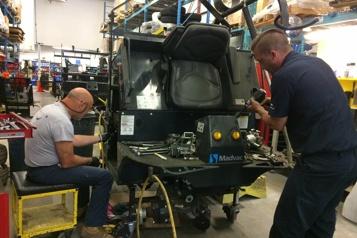 Électrification des transports Véhicules électriques vocationnels: Exprolink s'associe au «Tesla de la moto»)