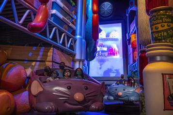50eanniversaire de Walt Disney World Un coup de pouce de Rémy pour lancer les festivités)