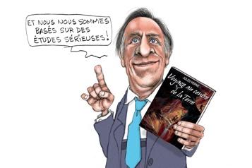 Le troisième lien à Québec va del'avant)