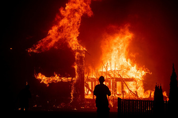Incendies en Californie: PG&E versera 13,5 milliards