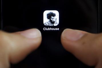 Des chefs d'entreprise se tournent vers l'application Clubhouse)