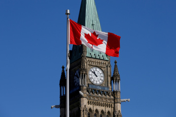 Un déficit de 248 milliards sur neuf mois à Ottawa)
