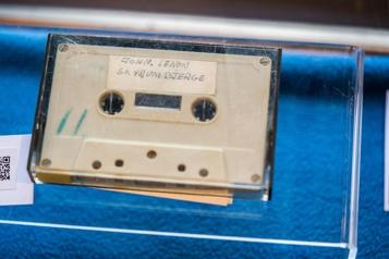 Un enregistrement inédit de Lennon aux enchères au Danemark)