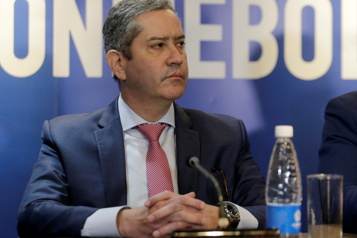 Confédération brésilienne de football Le président Rogerio Caboclo accusé de harcèlement sexuel)