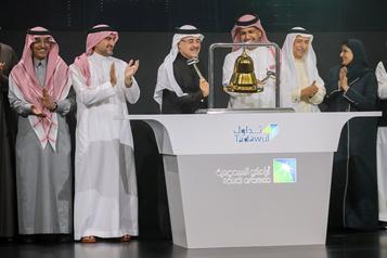 Saudi Aramco lève 25,6 milliards US lors de son entrée en Bourse