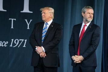 Le principal allié évangélique de Trump rattrapé par les scandales