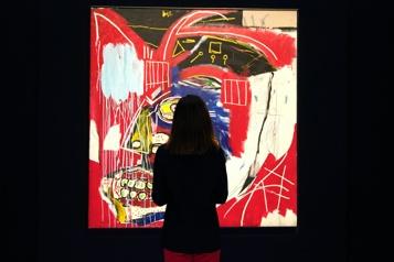 Un tableau de Basquiat vendu 93,1millions de dollars)