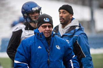 Coupe Vanier: les Carabins débarquent à Québec