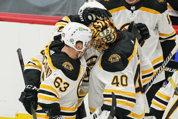 Boston–Washington Les Bruins répliquent aux Capitals)