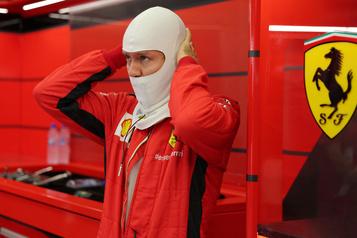 Formule 1 Vettel «heureux d'aider» Mick Schumacher)