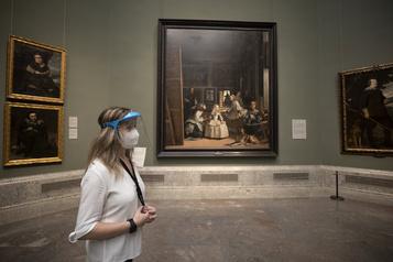 Tête-à-tête avec Les Ménines de Velázquez au Prado)